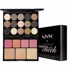 Набор NYX Butt Naked - Turn The Other Cheek