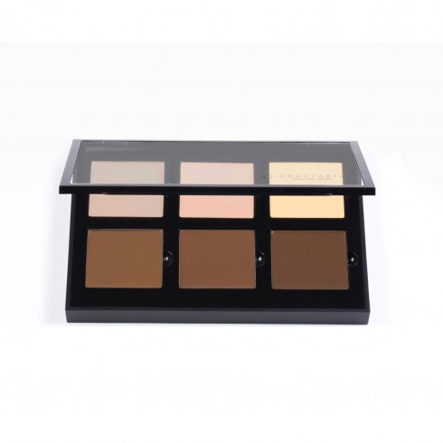 Набор для цветокоррекции лица Anastasia Beverly Hills CONTOUR  CREAM KIT