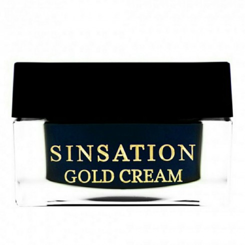 Крем для лица Sinsation Gold Cream