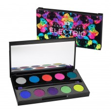 Палитра теней Electric Pressed Pigment Palette